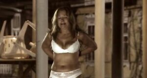 Ирина Алферова с голыми сиськами