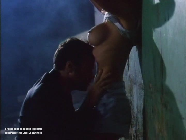 Pamela Anderson Breasts, Butt Scene In Raw Justice