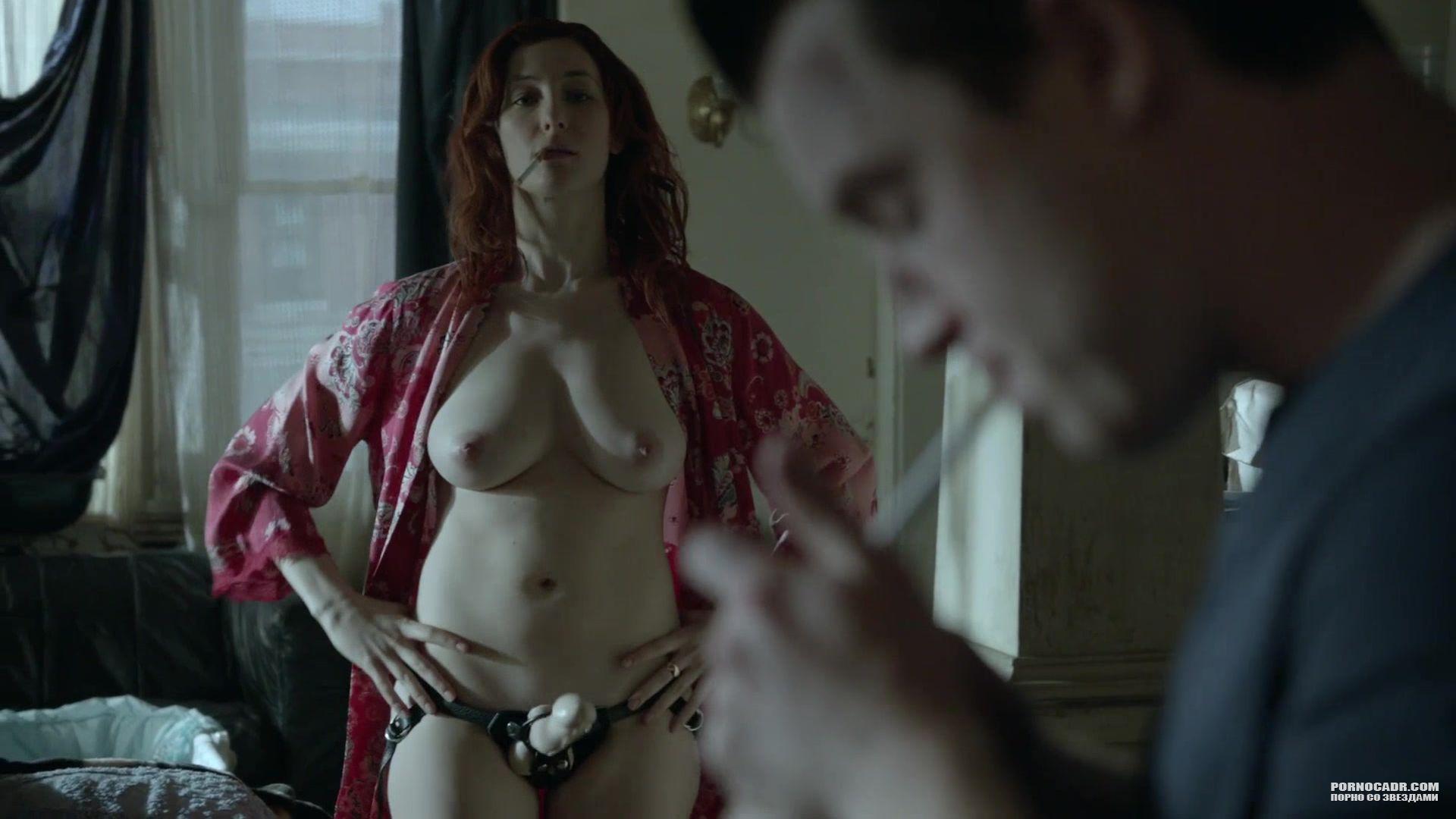 Эротическая Сцена С Исидорой Горештер – Бесстыжие (2011)