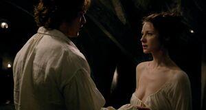 Любовная сцена с Катриной Балф
