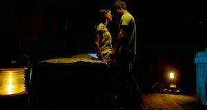 Интимная сцена с Паулиной Андреевой