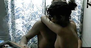 Эротическая сцена с Одри Тоту