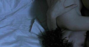 Интимная сцена на кровати с Одри Тоту
