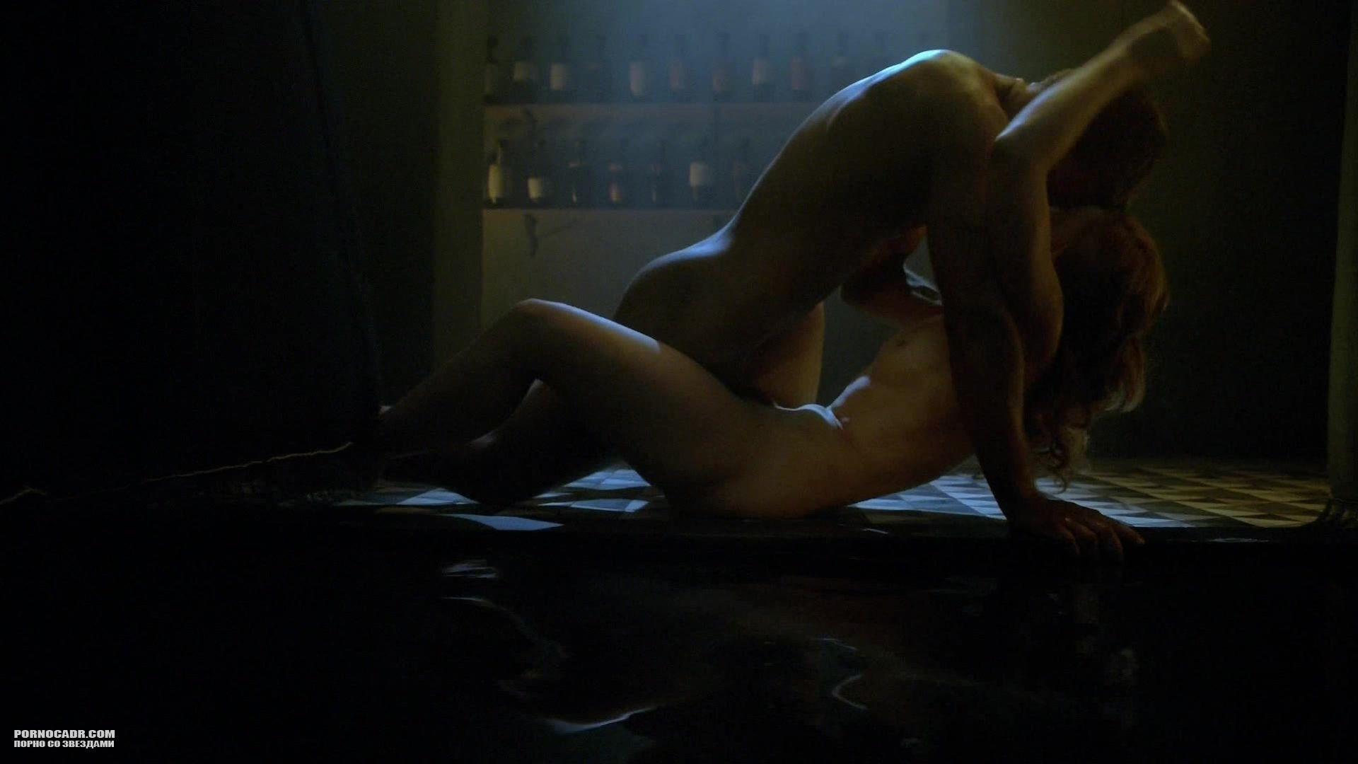 Порно сцены из клипов