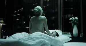 Порно сцена с Эстеллой Уоррен