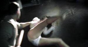 Сцена изнасилования Сары Батлер