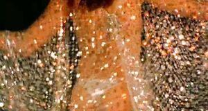Аманда Ригетти танцует стриптиз