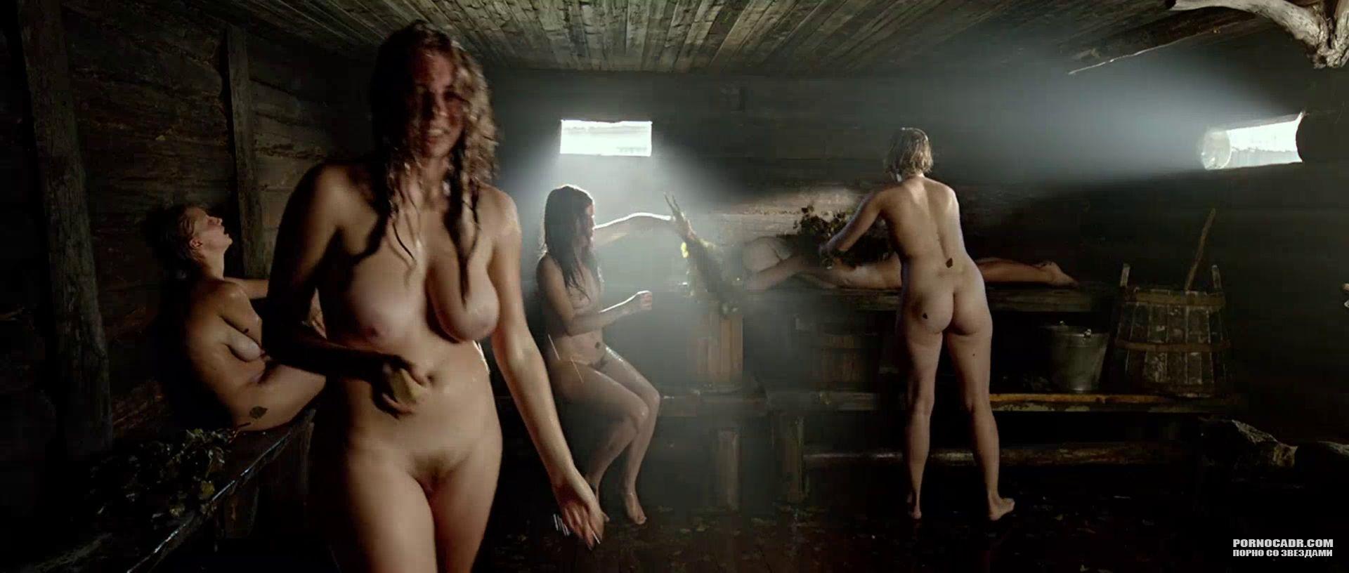 Эротика с варей черноус, Голая Асмус в интимно сцене ремейка А зори здесь тихие 22 фотография