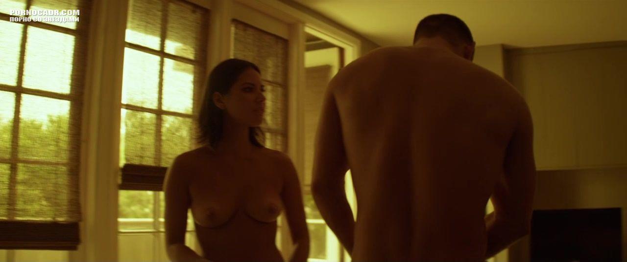 Olivia munn nude scene remastered and enhanced
