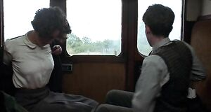 Трах с Линой Хиди в поезде