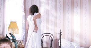 Катерина Шпица с голыми сиськами и Оксана Фандера в ночнушке