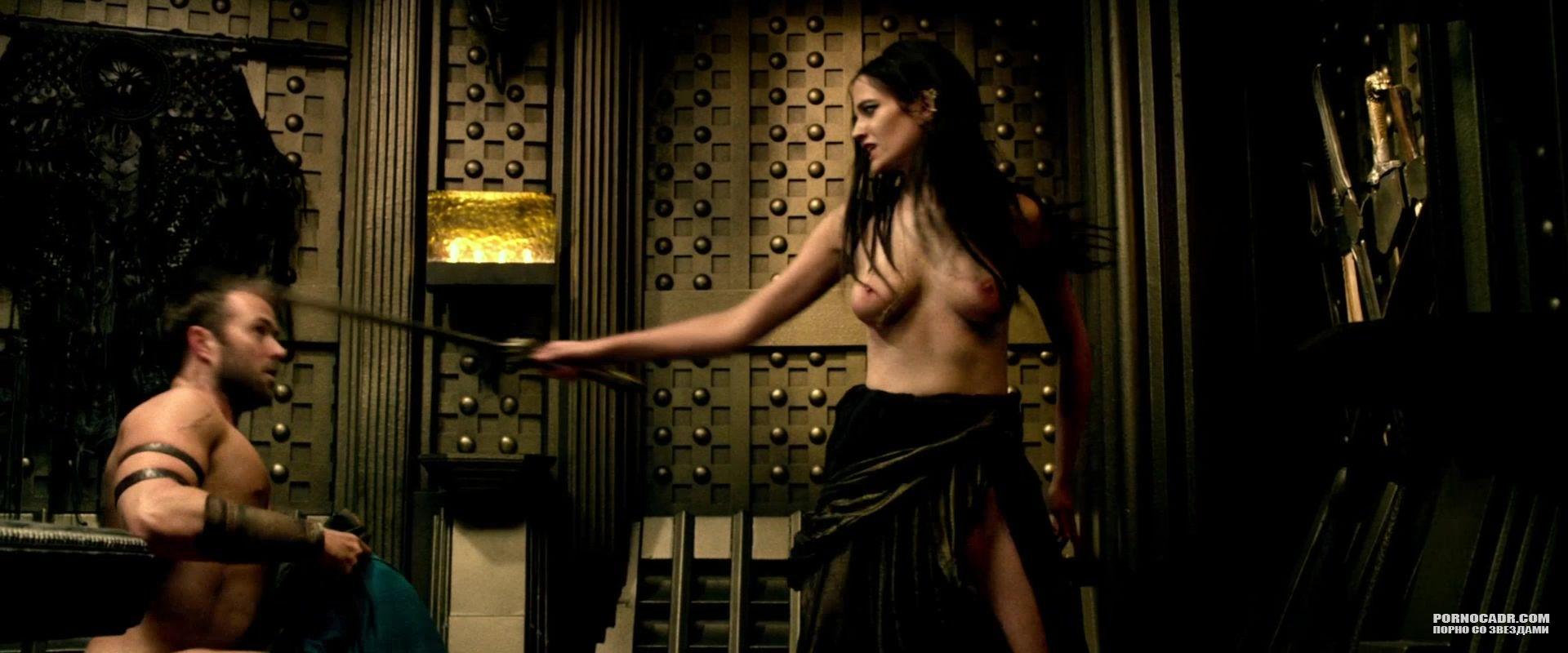 Порно спартанцев грин ева из 300