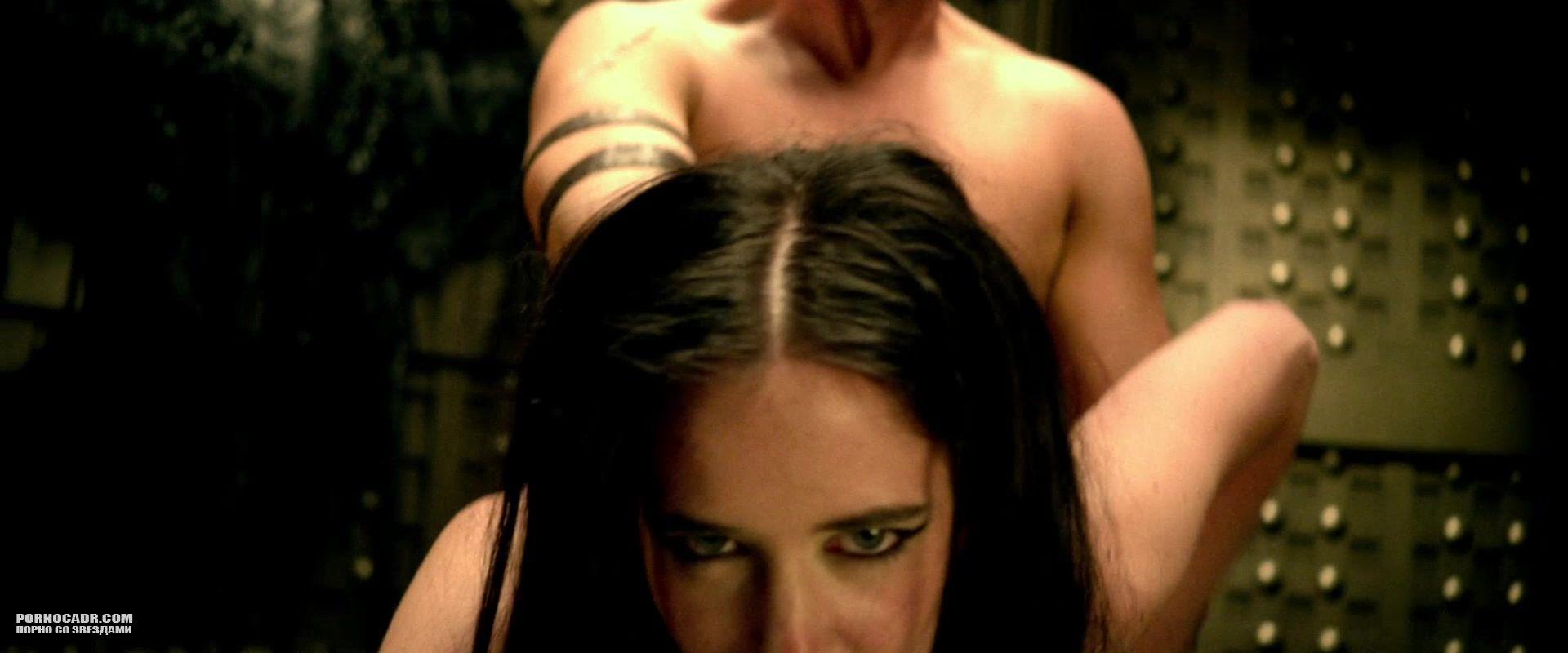Ева грин порно из 300 спартанцев