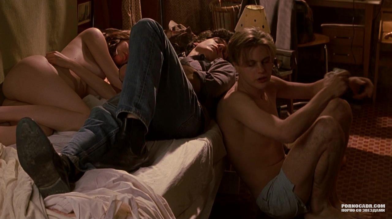 Еротична сцена знаменитостей в фільмі