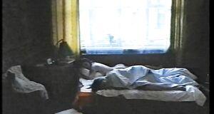 Марина Могилевская и Мария Голубкина спят голышом