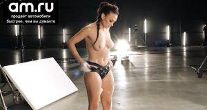 группа «Nikita» с голыми сиськами для журнала Maxim