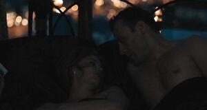 Интимная сцена на кровати со Светланой Ходченковой