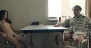 Порно кадры со Стэйси Мартин