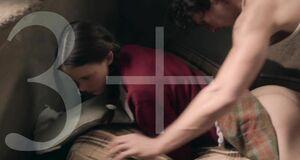 Стэйси Мартин лишают девственности в пизду и жопу
