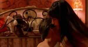 Джордана Брюстер с голыми сиськами