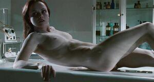 Полностью голая Кристина Риччи