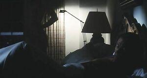 Мадонна встаёт с кровати