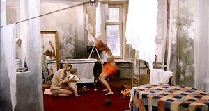 Танец обнаженной Алисы Гребенщиковой