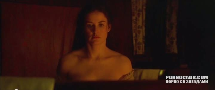 Demi moore butt scene in the scarlet letter