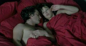 Секс сцена с Софи Марсо