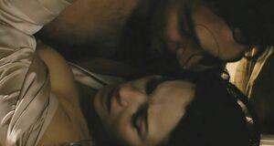Секс сцена с Моникой Беллуччи