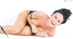 Яна Кошкина снялась голой для журнала Maxim