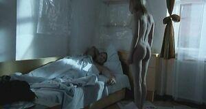 Абсолютно голая Екатерина Никитина