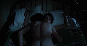 Полностью голая Настасья Кински хочет жесткого секса