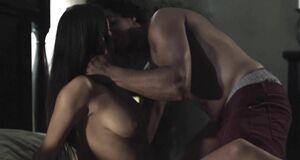 Порно сцена с Хезер Пейдж Кон
