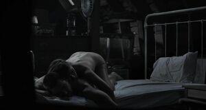 Ивана Миличевич трахается с мужиком