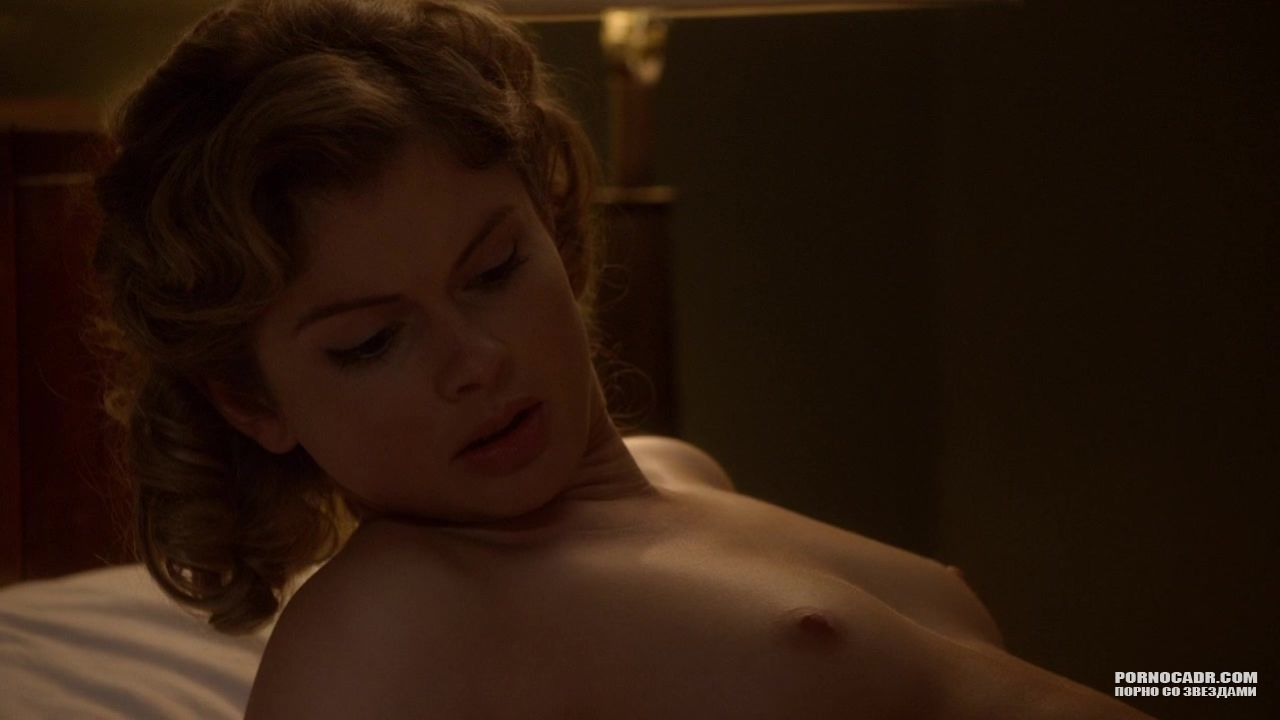Rose Mciver Strips And Shows Tits In Masters Of Sex Porn Photo