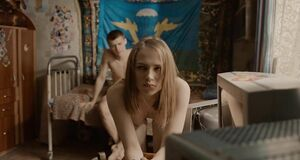 Порно сцена с Яной Енжаевой