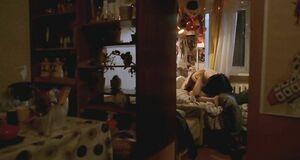 Подно сцена с Натальей Терешковой