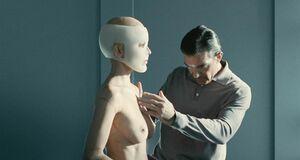 Идеальная голая грудь Елены Анайи
