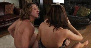 Синди Сэмпсон после жаркого секса