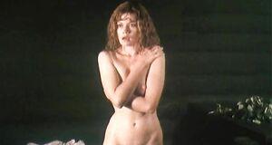 Абсолютно голая Анна Назарьева