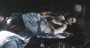 У Ольги Дроздовой виден голый сосок