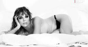 Анна Старшенбаум разделась для журнала Maxim