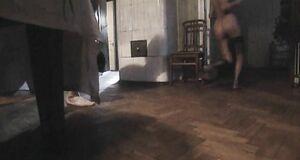 Порно сцена с Анной Самохиной