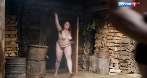 Голая Светлана Ходченкова в женской бане